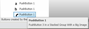 StackedPushButtons