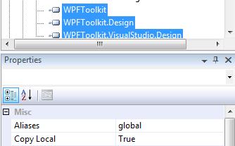 WPF and Revit Addin/API: Host DataGrid Control of WPF Toolkit